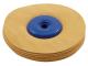 Schwabbel, Leder  Ø90mm, 6mm breit  Bestell-Nr. 250 075, VPE = 1 Stück