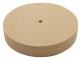 Filzscheibe, hart  Ø102mm, 25mm breit  Bestell-Nr. 250 089, VPE = 1 Stück