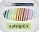 Aurolens Färbestift,   Farbe apfelgrün,   VPE = 1 Stück   Bestell-Nr. 555 342